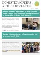 IDWF e-Newsletter #45 - 14 October 2020