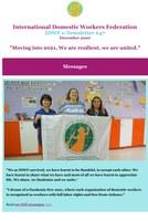 IDWF e-Newsletter #47 - December 2020