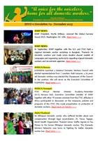 IDWF e-Newsletter #9 - November 2015