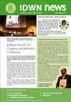 IDWN Newsletter - Sept 2012
