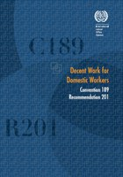 Decent Work for Domestic Workers Convention 189 Recommendation 201