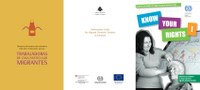 Information guides for migrant domestic workers (MDWs)