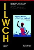International Labor and Working-Class History, Volume 88