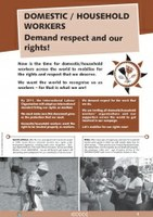 "Leaflet ""Mobilise for an ILO convention"""
