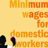 Minimum wages for domestic workers