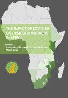 The impact of COVID-19 on domestic workers in Africa - Executive Summary