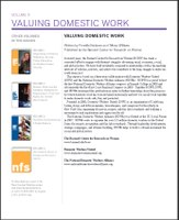 VALUING DOMESTIC WORK