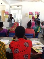 Workshop on Training of Trainers for domestic workers in Dodoma Sept 25-26, 2015