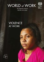 World of Work magazine: Violence at work