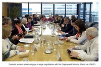 Argentina: Domestic Workers Secure Historic Collective Wage Agreement