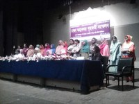 Bangladesh: Domestic workers urged the government to immediately implement protection and welfare policy