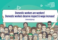 "Belgium: ""We won't give up!"" Fighting for wage increase for domestic workers"