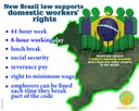Brazil: New law supports domestic workers' rights