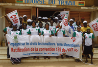 Burkina Faso: Public meeting to highlight the rights of domestic workers