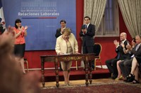Chile: Proposed Labor Laws Lauded as 'Enormous Step Toward Social Equality'