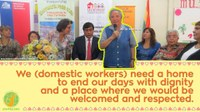 Chile: National Property contributes to realizing a dream of domestic workers