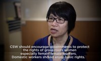 CSW59: Domestic Workers should enjoy basic rights
