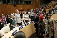 CSW60: Investment in social protections for care work will make our societies more just, equal, and healthy, says Jill Shenker