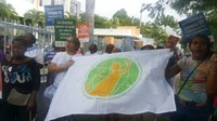 Dominican Republic: Campaigning for implementation of C189 on June 16
