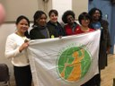 Global: IDWF delegates at the UN Commission on the Status of Women 2017