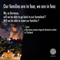 Global: IDWF joining 181 Organizations for Women's Rights Call Upon United Nations (UN) Security Council to Hold Myanmar Military Accountable for Violence Against Women