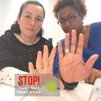 Global: Our Support - Stop Gender-based Violence at Work!