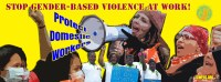 Global: Support IDWF Campaign to Stop Gender-based Violence, Support ILO Convention
