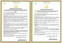 Guinea: President signed the Ratification of the Convention 189