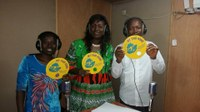 Guinea: SYNEM promoting My Fair Home and getting support in the community