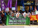 Hong Kong: Actions of the domestic workers on the International Migrants Day