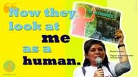 Hong Kong: Shiella Estrada - Now they look at me as a human
