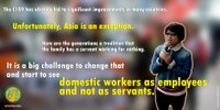 Hong Kong: The struggling domestic workers conditions