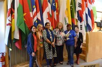 ILC108: June 16 International Domestic Workers Day in Geneva marks by a strong message to governments to support an ILO Convention to stop gender-based violence against domestic workers