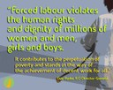 ILO adopts new Protocol to tackle modern forms of forced labour