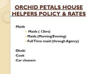 """India: """"Rate Card"""" Sets Minimum Standards on Domestic Work"""