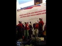 Indonesia: Domestic workers drama in celebration of the 5th anniversary of C189