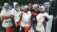 Indonesia: Domestic workers Hunger Strike Action