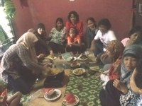 Indonesia: Leaders of Tunas Mulia Domestic Workers have grown in numbers and commitment
