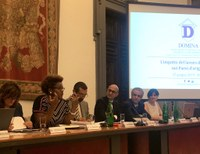 "Italy: DOMINA Conference ""The Impact of Domestic Work in the Countries of Origin"""