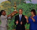 Jamaica: Number one household worker named