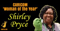"Jamaica: Shirley Pryce is CARICOM ""Woman of the Year"""