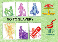 UK: Justice for Domestic workers - No to slavery - Send your message to prime minister David Cameron
