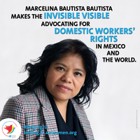 Mexico: Marcelina Bautista - Making the invisible visible