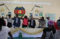 Namibia: The Namibia Domestic and Allied Workers Union newly affiliated to IDWF!