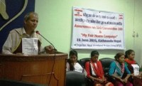 Nepal: Domestic Workers are also workers! NTUC urges the Government to Ratify ILO Convention 189