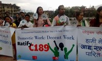 Nepal: GEFONT supports the My Fair Home campaign