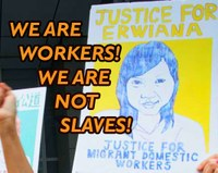 Hong Kong: News updates on case of Erwiana - Former employer denies charges in court