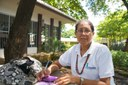 Nicaragua: Story of Ileana Morales Valle, after 20 years working as domestic worker