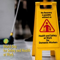 No Recovery is Possible without us: Health and Safety at Work for Domestic Workers