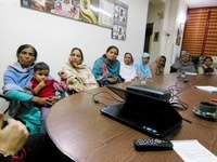 Pakistan: Domestic Workers discussed about their rights